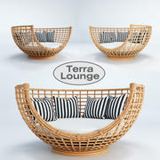 Terra Lounge 3d model