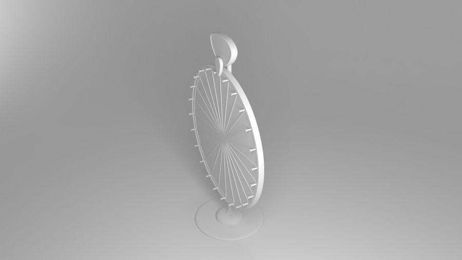命运之轮 royalty-free 3d model - Preview no. 5