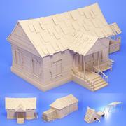 Bauernhof 3d model