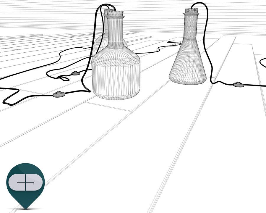 dark floor royalty-free 3d model - Preview no. 11