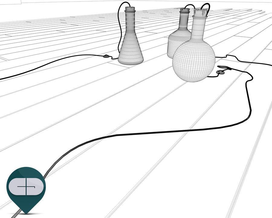 dark floor royalty-free 3d model - Preview no. 9