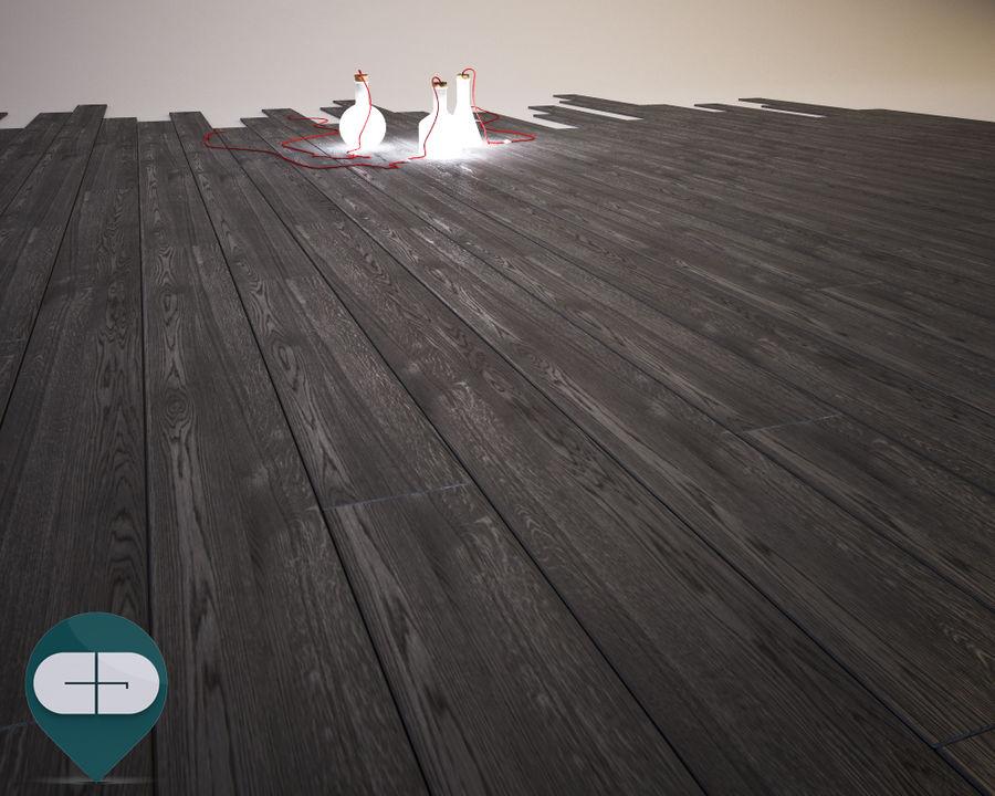 dark floor royalty-free 3d model - Preview no. 1