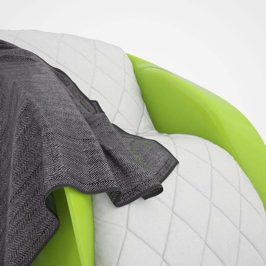 Sofa Stuhl royalty-free 3d model - Preview no. 5