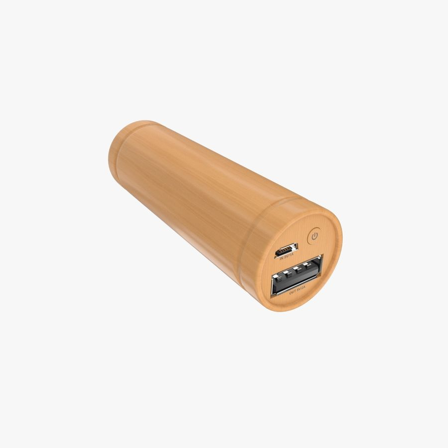 Power Bank royalty-free 3d model - Preview no. 1