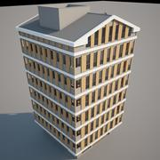 Appartamento V-Ray 3d model