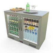 Réfrigérateur Sous Comptoir 3d model
