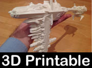 Star Wars Nebulon B Frigate 3d model