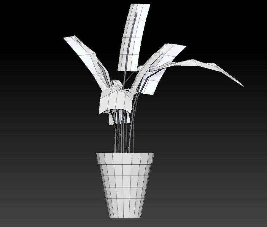 Plantar royalty-free 3d model - Preview no. 4