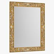 Зеркало настенное Челини 3d model