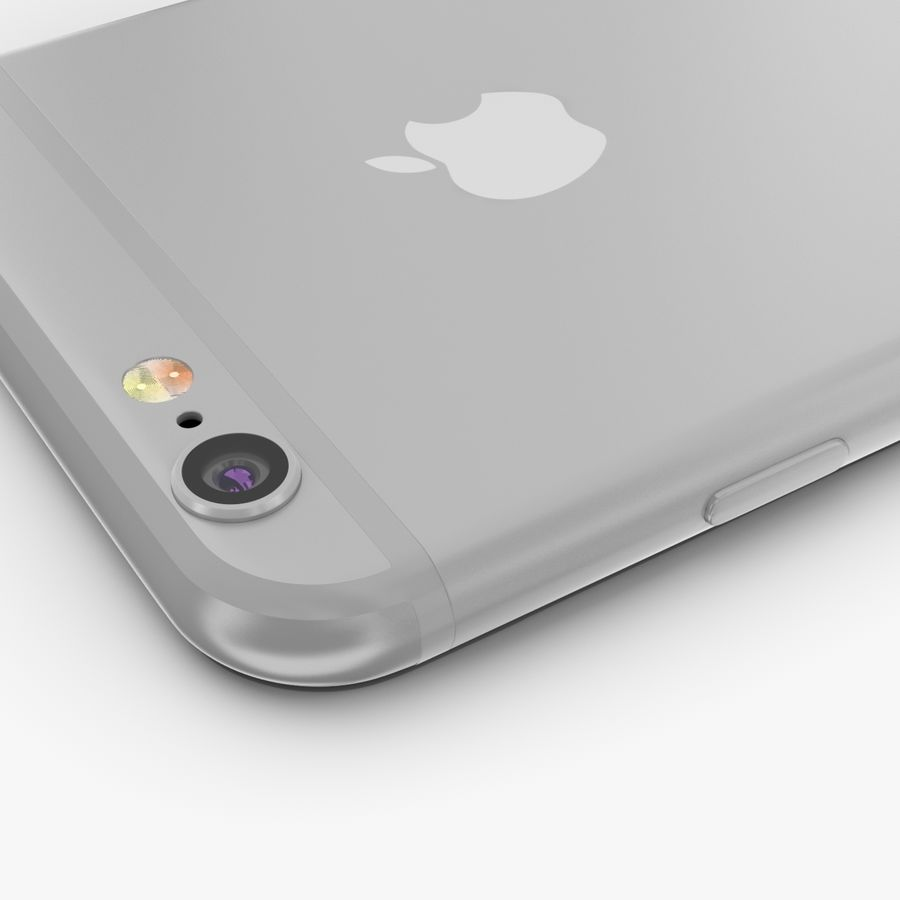 Apple iPhone 6S Plus royalty-free 3d model - Preview no. 27