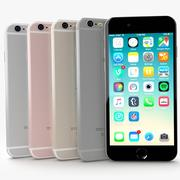 Apple iPhone 6S Plus 3d model