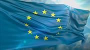 Flaga Unii Europejskiej (UE) 3d model