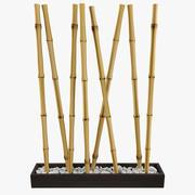 Bambu Bölme 3d model