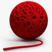 Ball of String 3d model