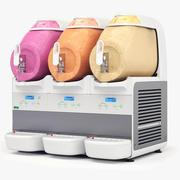 冰淇淋机 3d model