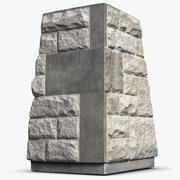 Monument Stand 3d model