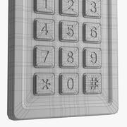 Keypad(1) 3d model