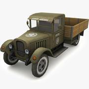卡车 3d model