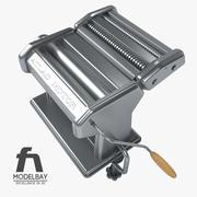 Atlas pasta machine 3d model