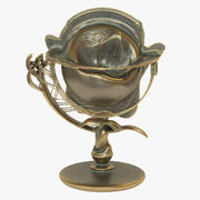 Strange Globe 3d model