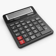 Kalkulator 3d model