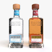 Altos Tequila 3d model