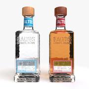 Altos Tequila 3d model