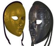 面具 3d model