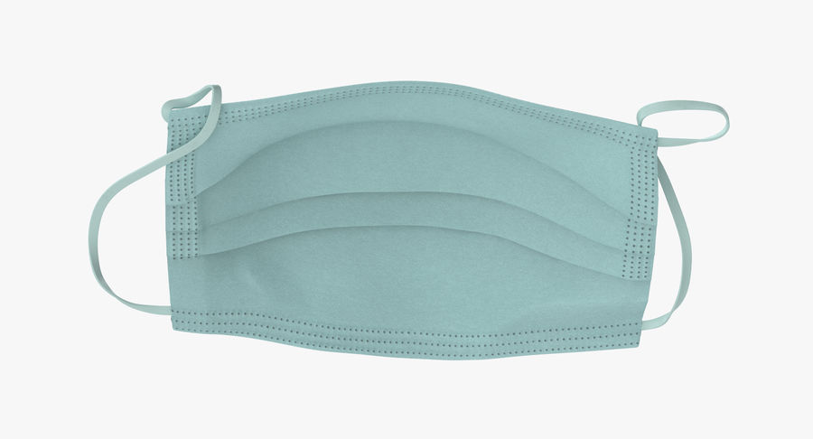 surgical mask 3d