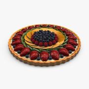 水果art 3d model