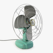 Eskimo Vintage Fan 3d model