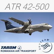 ATR42 TAROM 3d model