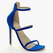 High Heel 3d model