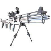 ライフル 3d model