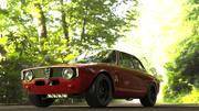 Alfa Romeo Giulia GTA 3d model