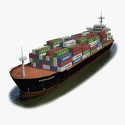 화물선 3d model