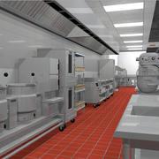 Mega Restaurant Collection 3d model