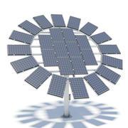 ソーラーパネル06 3d model