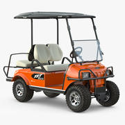 Golf Car XRT 850 3d model