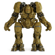 Robot duży 3d model