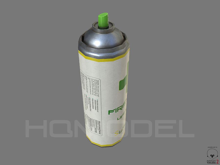 Erste-Hilfe-Spray Gesundheit PBR royalty-free 3d model - Preview no. 2
