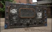 第二次世界大戦ラジオ 3d model