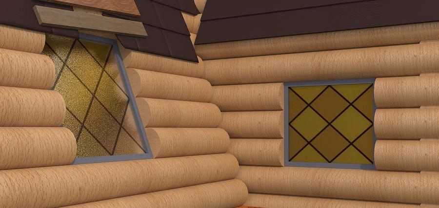 Cabaña misteriosa royalty-free modelo 3d - Preview no. 4