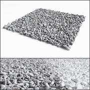 Gravel/Crushed Stone 3d model