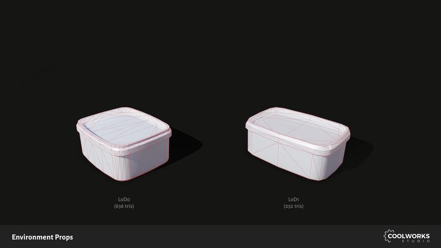 Milieu rekwisieten royalty-free 3d model - Preview no. 11