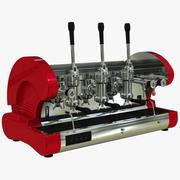 Ekspres do kawy La Pavoni 3d model