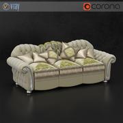 威尼斯SAT沙发 3d model