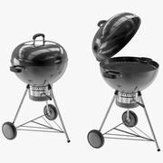 Grill 2 3d model