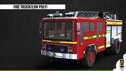 消防车 3d model