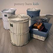 PotteryBarn - Basket2 3d model